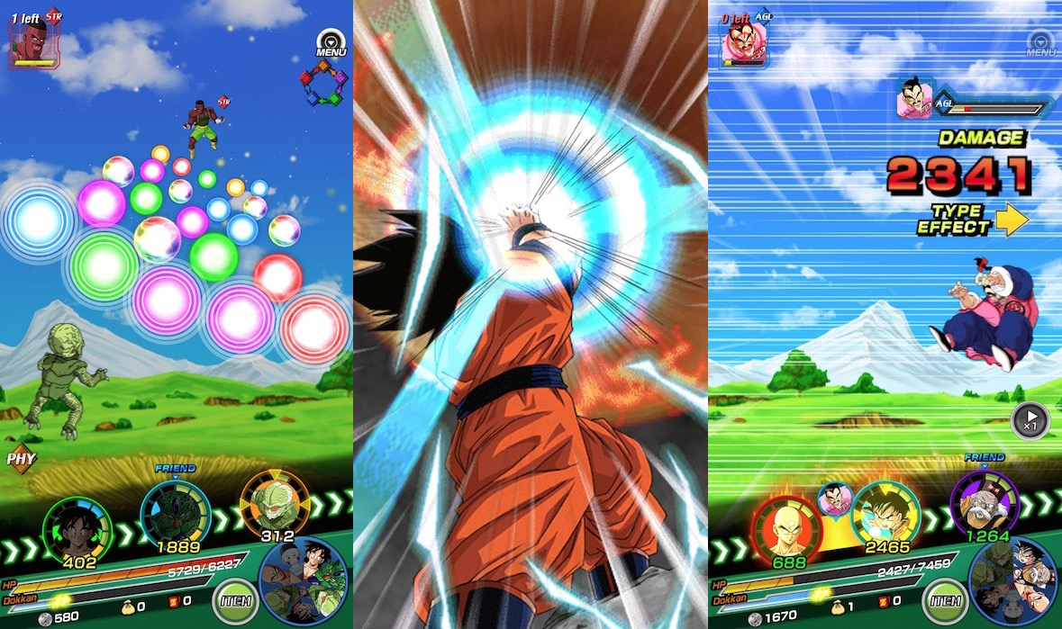 dragon ball z dokkan battle 3.8.2 apk mod